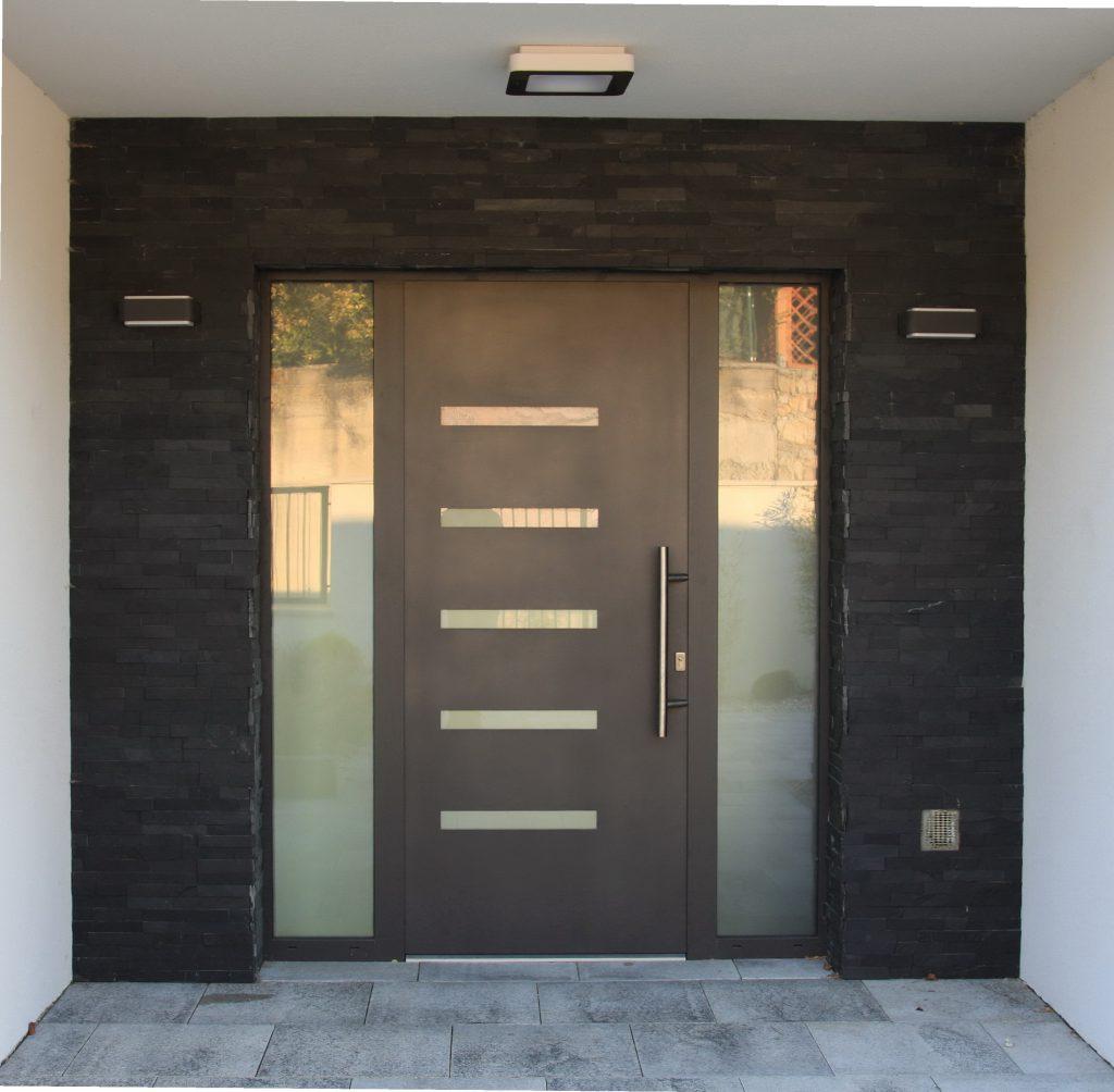 Dvere AL EVO 92 Hliníkové okná a dvere